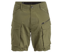 Cargo-Shorts ROVIC Loose-Fit - oliv