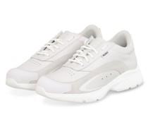 Plateau-Sneaker GILDA - WEISS/ CREME
