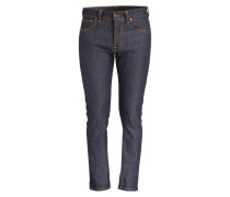 Jeans TOR Straight-Fit - blau