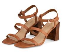 Sandaletten HAVANA - COGNAC