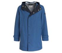 Mantel BALUBA - blau