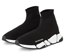 Hightop-Sneaker SPEED 2.0 - SCHWARZ/ WEISS