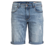 Jeans-Shorts Slim Fit