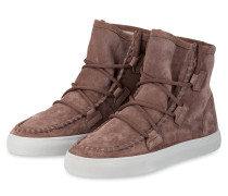 Hightop-Sneaker BASKET - taupe