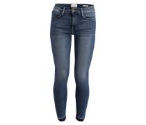 7/8-Jeans LE HIGH SKINNY - revere blue