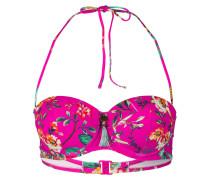 Balconette-Bikini-Top VINTAGE NOW - pink