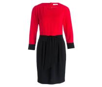 Kleid - rot/ schwarz