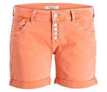 Jeans-Shorts PIXIE - koralle