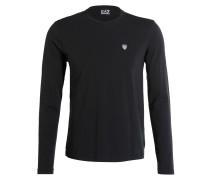 Langarmshirt - schwarz