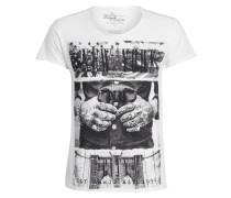 T-Shirt NEW YORK - weiss