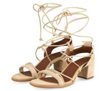 Sandaletten SOPHIE - BEIGE