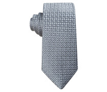 Krawatte - silbergrau