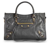 Handtasche CLASSIC MINI CITY - dunkelgrau