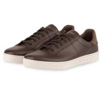 Sneaker - dunkelbraun