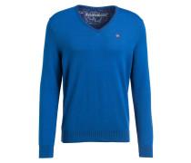 Pullover DAKSHIN - blau