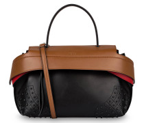 Handtasche WAVE SMALL - schwarz