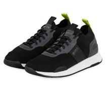 Sneaker TITANUM RUNN - SCHWARZ/ DUNKELGRAU