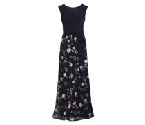 Kleid LEIGH-ANN mit Spitzenbesatz