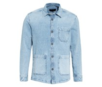 Jeans-Overshirt LAWEE