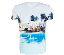 T-Shirt OB-T - türkis