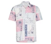 Kurzarm-Hemd Regular Fit