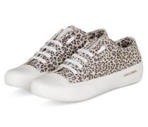 Sneaker ROCK - WEISS/ CREME/ SCHWARZ