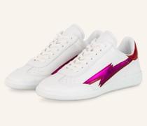 Sneaker BRYCE - WEISS/ FUCHSIA/ ROT
