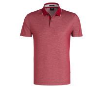 Piqué-Poloshirt PIKET 07 Regular-Fit - rot