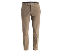 Chino LUINO-D Shaped-Fit - beige