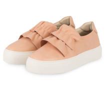 Slip-on-Sneaker - apricot
