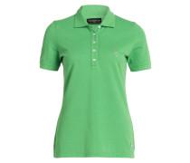 Poloshirt SASTA mit Strassbesatz - grün