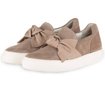Slip-On-Sneaker - braun