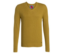 Pullover LEVEL FIVE CASUAL Body-Fit