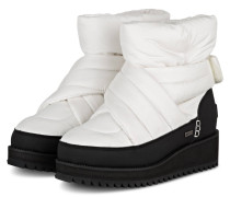 Boots MONTARA - WEISS