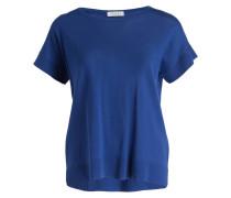Strickshirt - blau