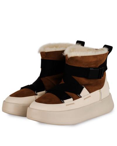 Boots CLASSIC BOOM BUCKLE - BRAUN/ SCHWARZ