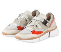 Sneaker SONNIE LOW - LIGHT EUCALYPTUS