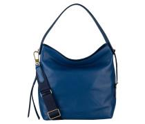 Hobo-Bag MAYA - blau