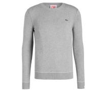 Pullover - grau meliert