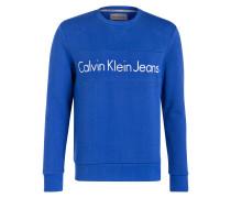 Sweatshirt HARVEL - blau
