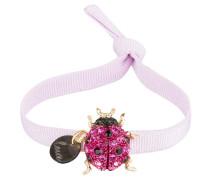 Armband BEETLE - lila