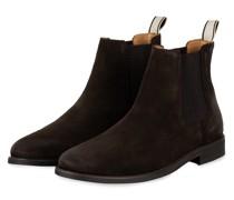 Chelsea-Boots SHARPVILLE - DUNKELBRAUN