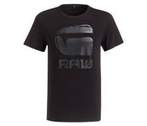T-Shirt RAZZARRO mit monochromem Print