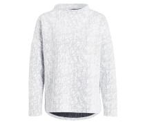 Sweatshirt GALANT - offwhite/ grau