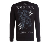 Sweatshirt BRITISH EMPIRE - schwarz