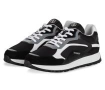 Sneaker MICHIGAN - SCHWARZ/ WEISS