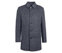 Mantel TESH - blaugrau