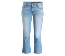 7/8-Jeans CROPPED BOOT - blau