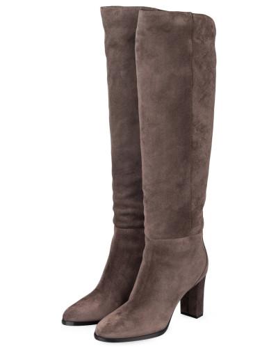 Overknee-Stiefel MADALIE 80 - TAUPE