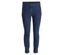 Jeans - denim blau
